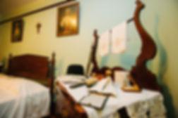 chambre de Gabrielle-Roy