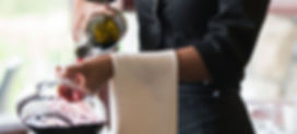 Top shelf hospitality food and beverage services