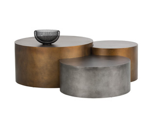 NEO COFFEE TABLES (SET OF 3)