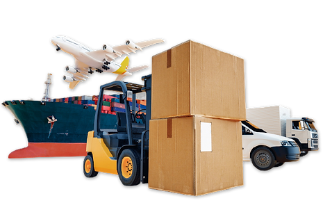 DAJ LLC can manage land, sea, and air freight transport.