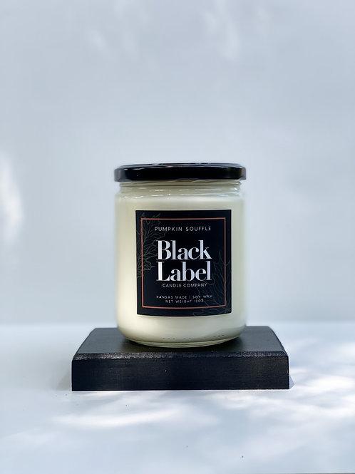 Black Label Candles (12oz.)