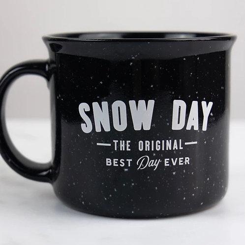 Holiday Campfire Mug