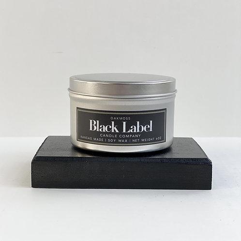 Black Label Candles (6oz.)