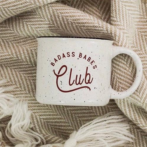 Babes Club Mug