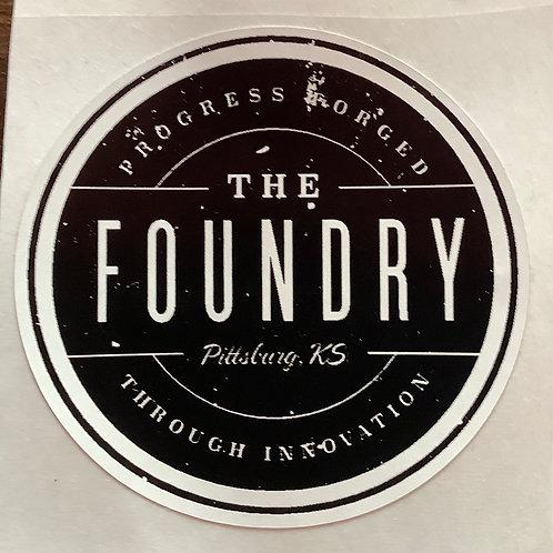 The Foundry Sticker