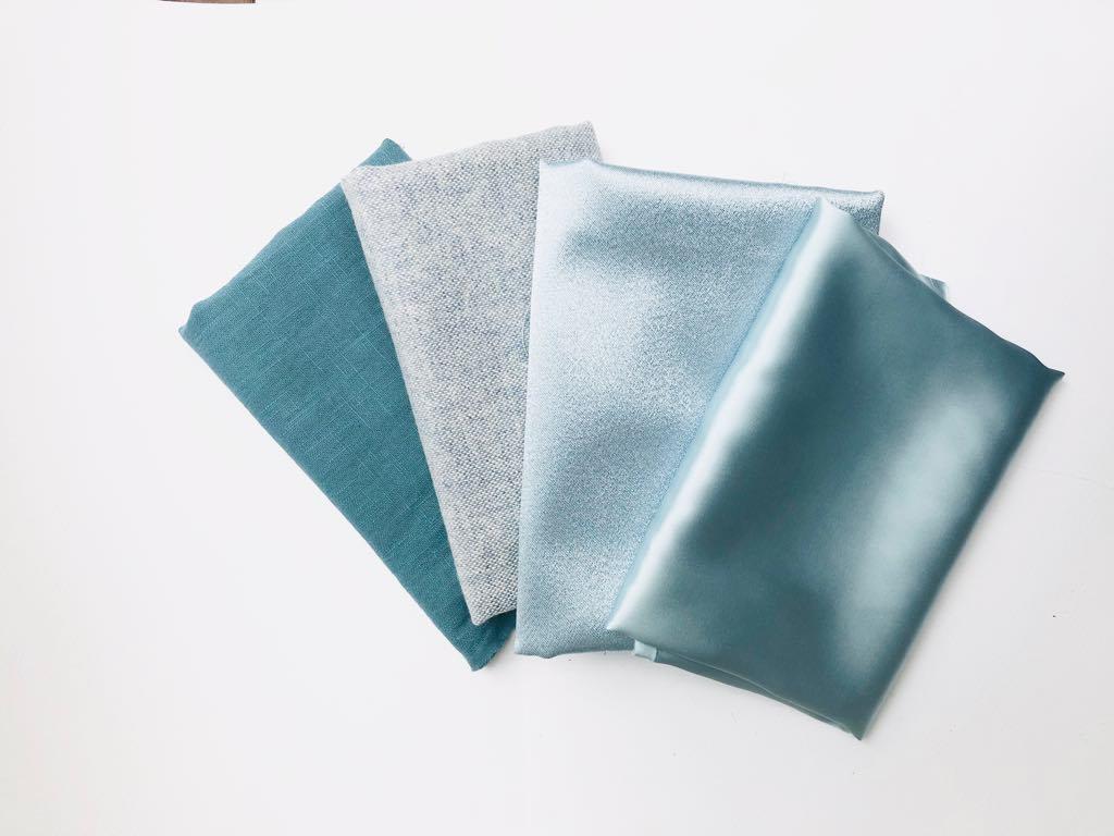 Anyagismeret- Textil tapizó workshop