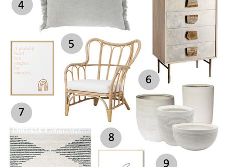 June Room Refresh // My 10 Favorite Home Decor Items