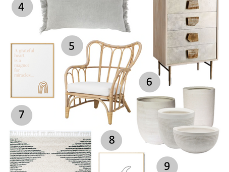 June Room Refresh // My 10 Favorite Home Decor Items