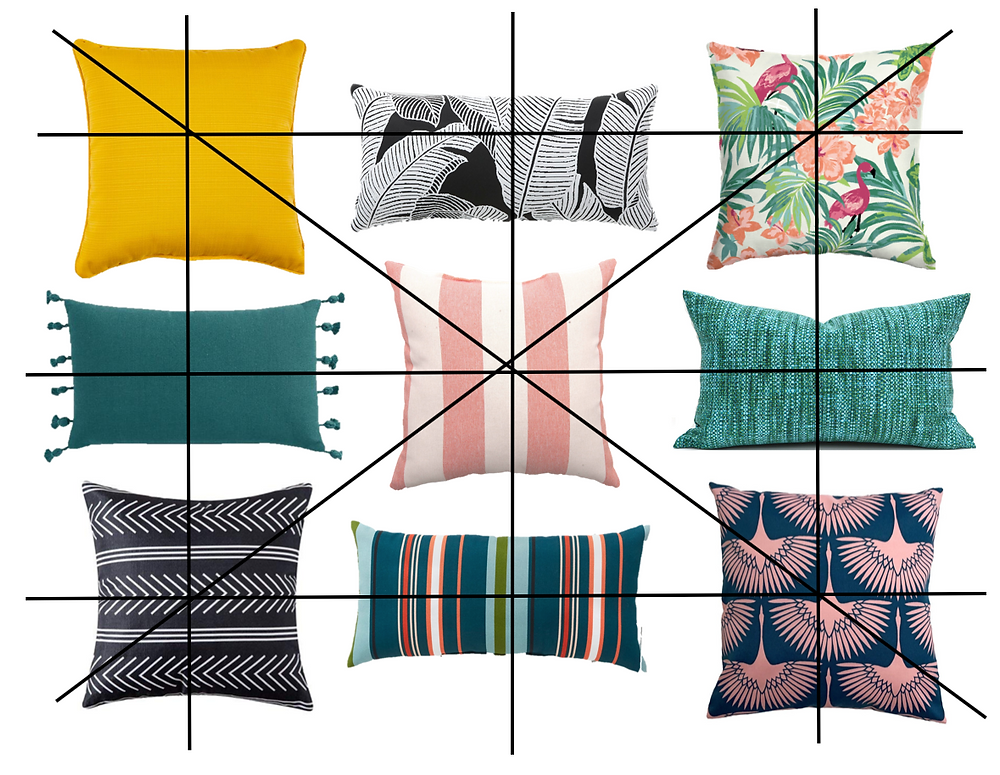 9 outdoor pillows under $20 styled 8 ways