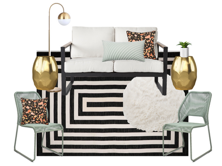 Free Design Friday Featuring Target Outdoor