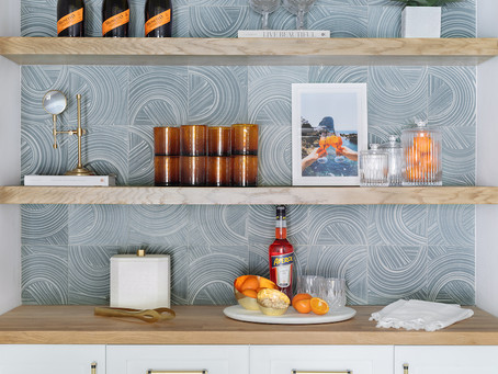 How to Create and Style a Dry or Wet Bar