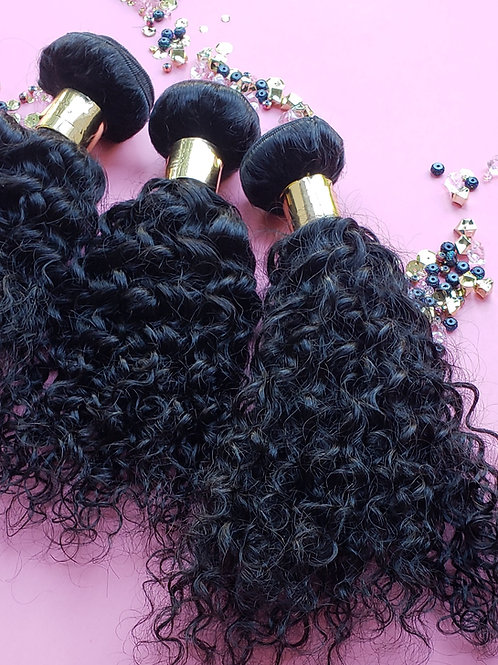Virgin Curly
