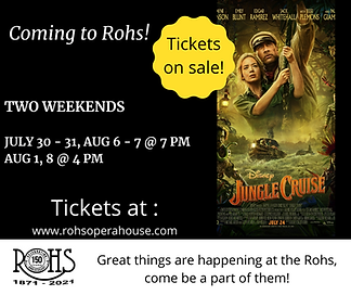 One more weekend at the Rohs Opera House to see two titans collide!.png