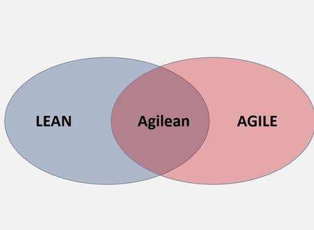 LEAN + AGILE = AGILEAN