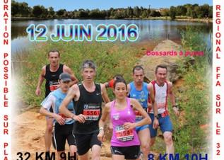 A vos Runnings....14ème Edition du Trail des Forges le 12 Juin 2016....
