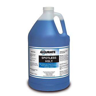 Spotless HSHT Rinse Aid