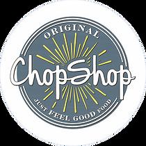 Orignal Chop Shop Color logo on white ci