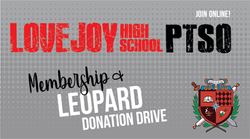 LJHS PTSO donation banner join online