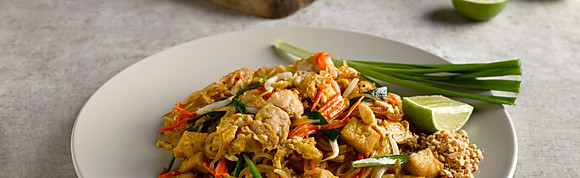 Phad Thai Chicken