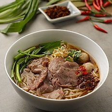 Signature Australian Beef Boat Noodle
