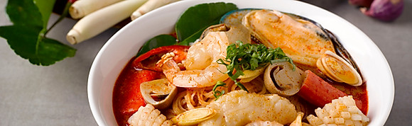 Seafood Caribbean