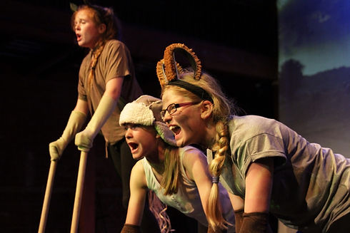 Drama classes for 8-15 year olds in Oxford