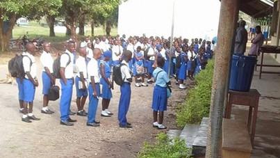 Diary of a Rural School:- Post-ebola bulletins - school re-opening