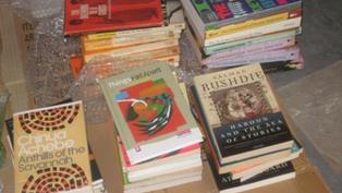 Books received .JPG