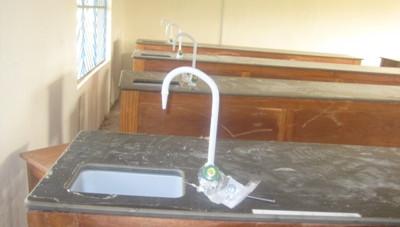 January 2015 YSSOSTFA Science labs Project update YSS, Kono, Sierra Leone