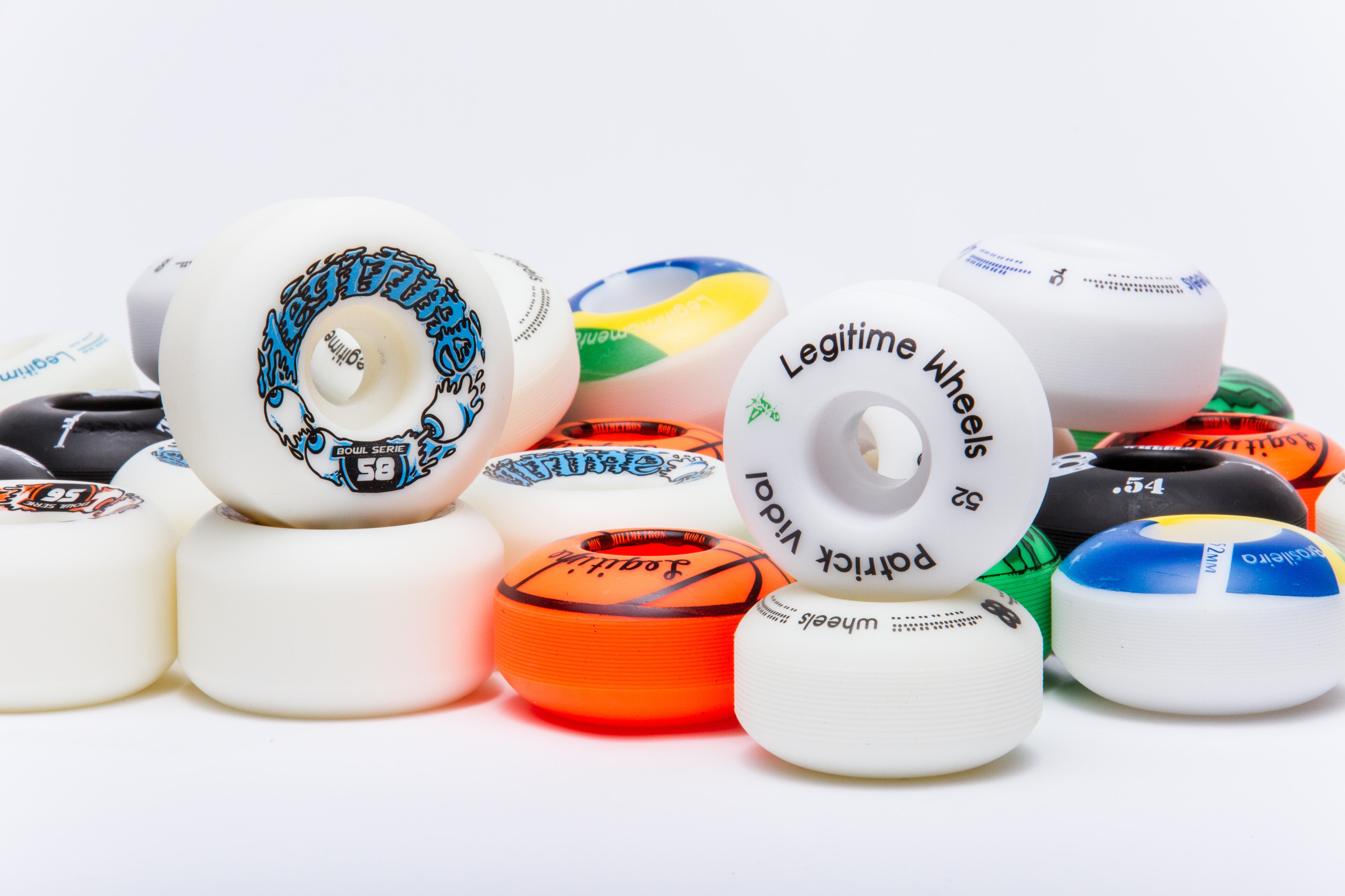 LEGITIME - Wheels