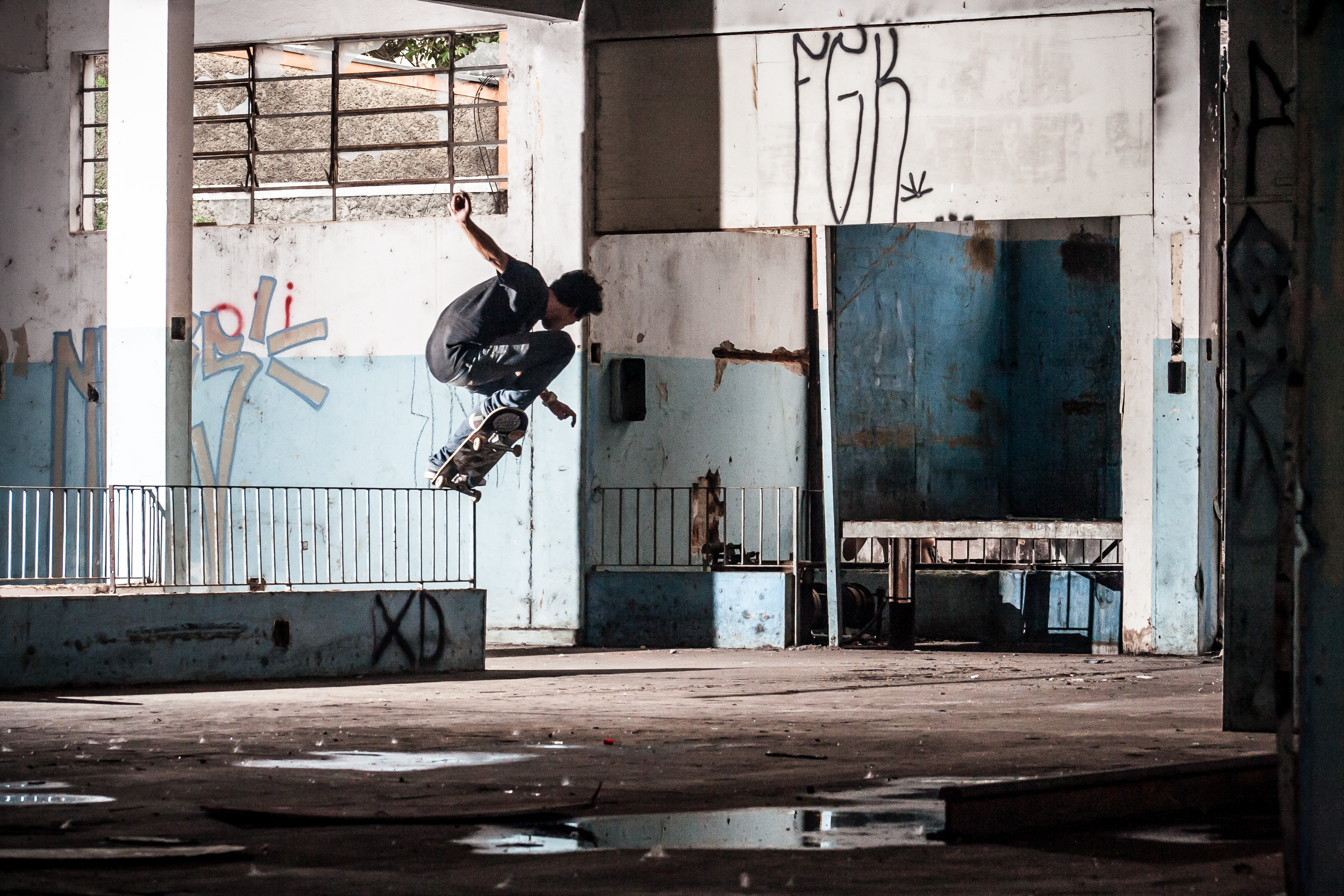 Evandro Martins - SS crooked