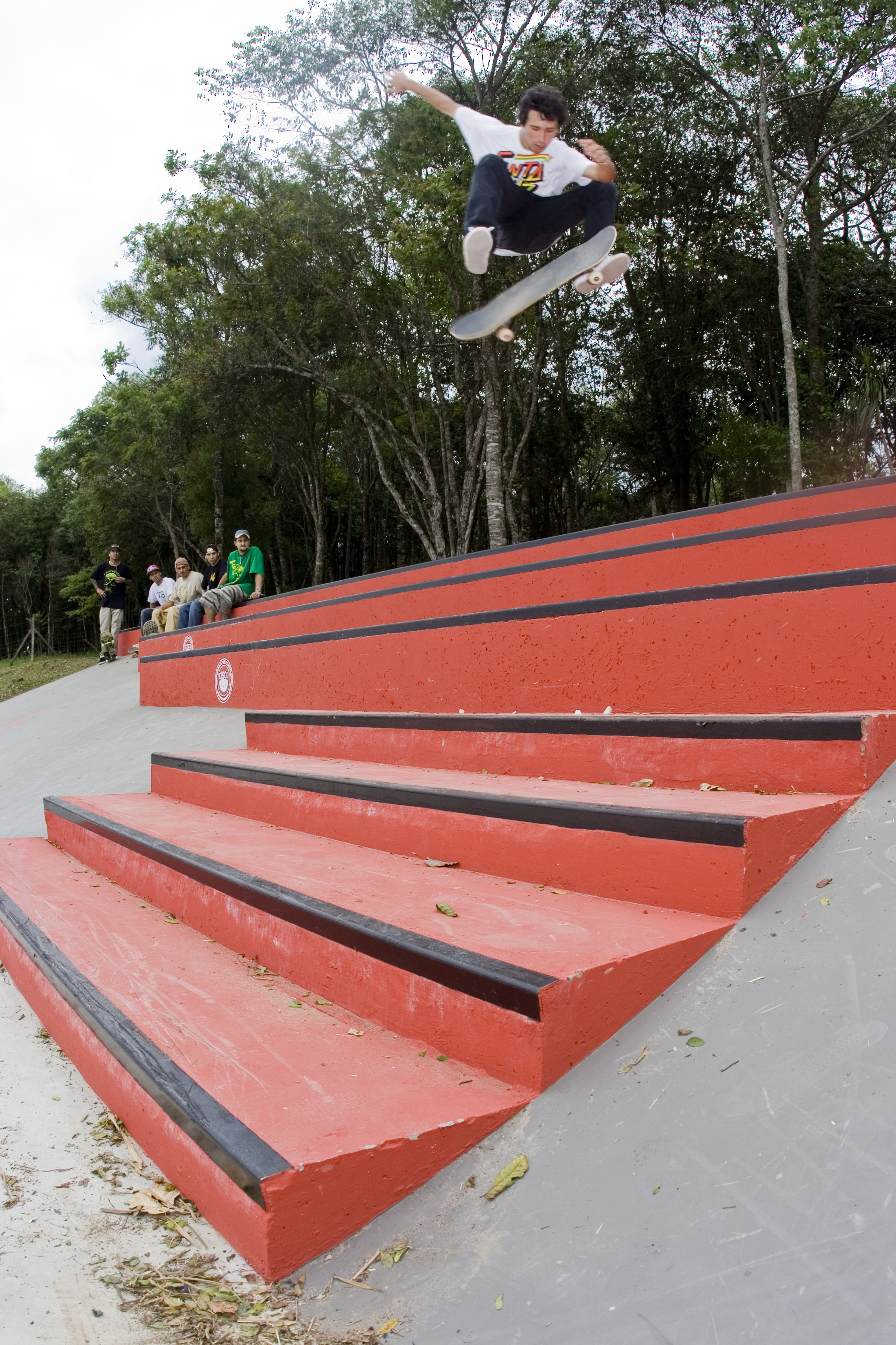 Evandro Martins - 360 Kickflip
