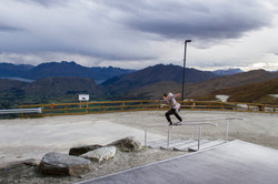Hayden - Boardslide
