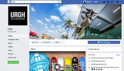 UGH Skateboardbrand