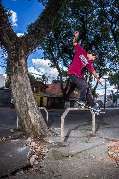 Brandon Martins - Bs SmithGrind