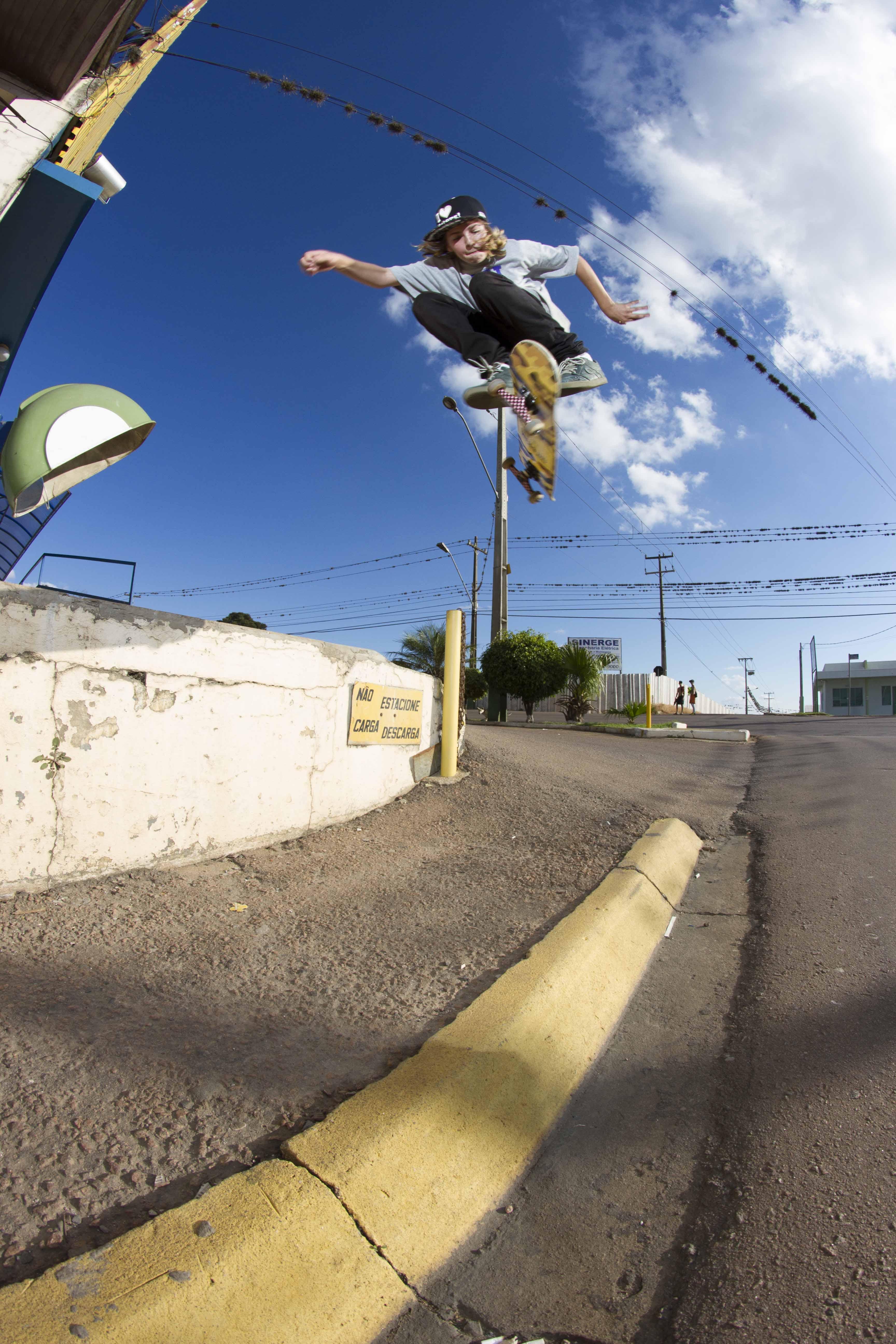James - Hard Flip