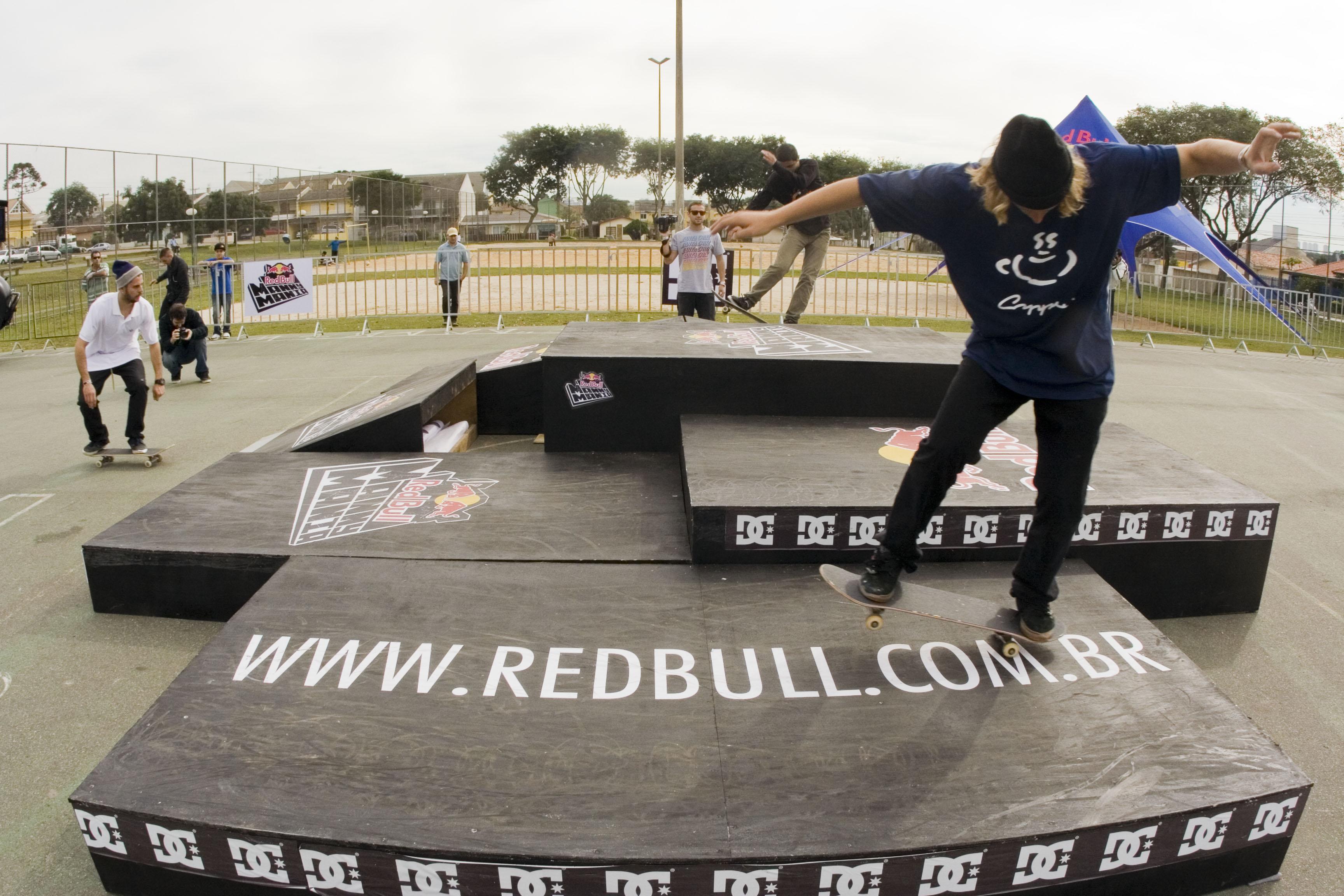 Red Bull Many Mania cwb 2012