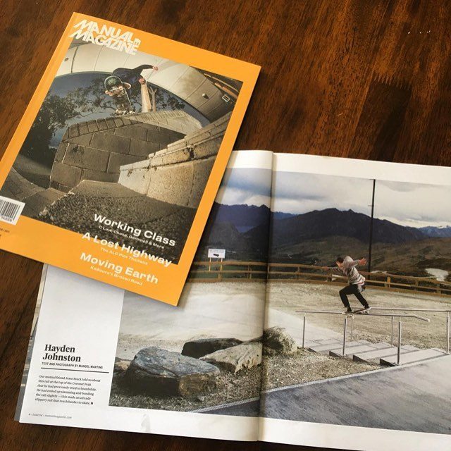 Manual Mag. - New Zealand issue #64