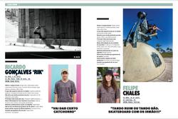 Tribo Skate Magazine Brazil #254