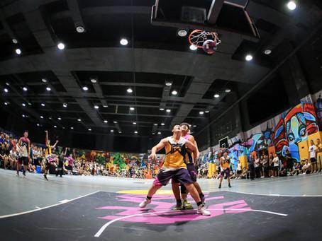 Last Station Basketball Qiangdao Anta X WarHorse