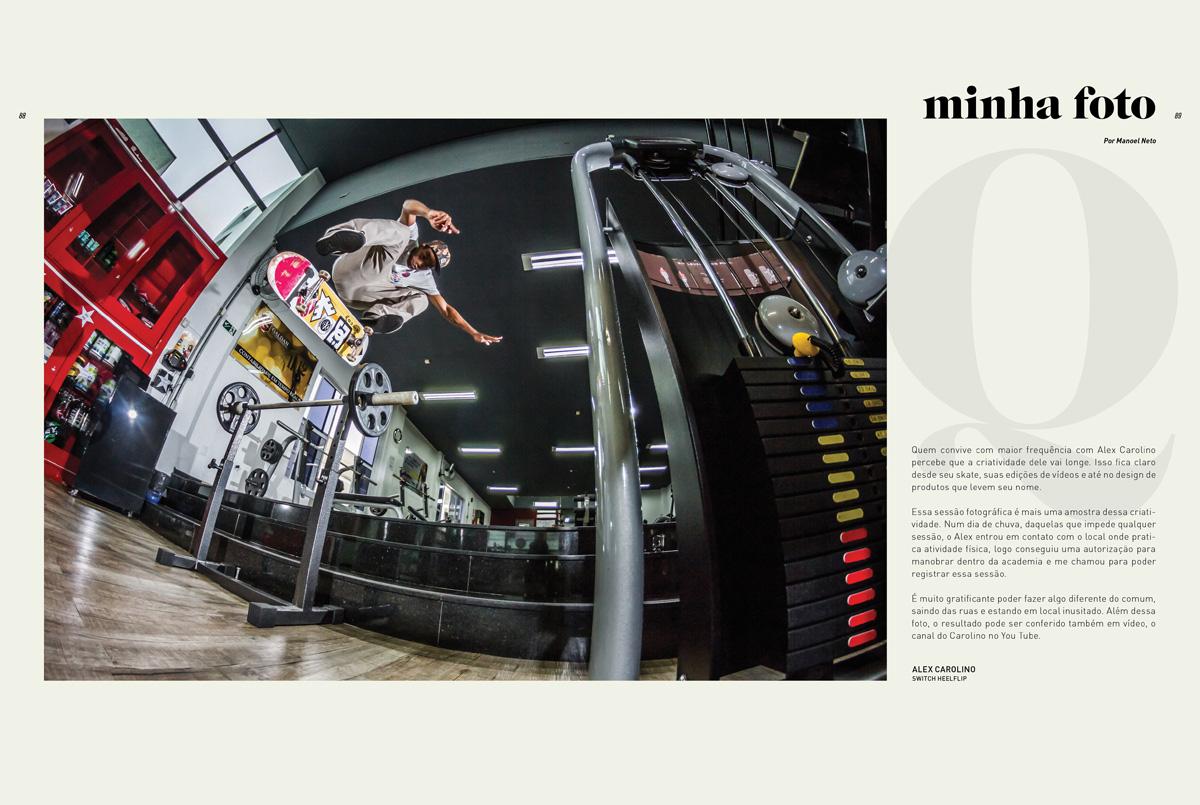 100%skate Mag - Brazil - issue #197