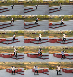 Alex Carolino- SS shovit manual flip out