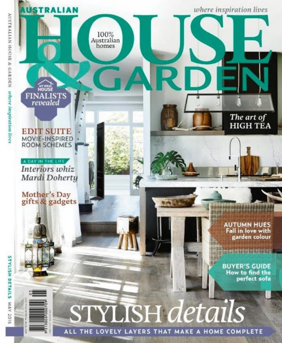 House and Garden AU May 2016