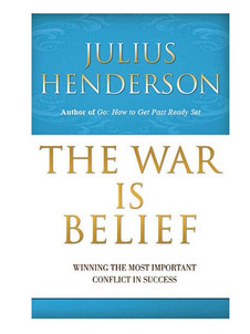 THE WAR IS BELIEF