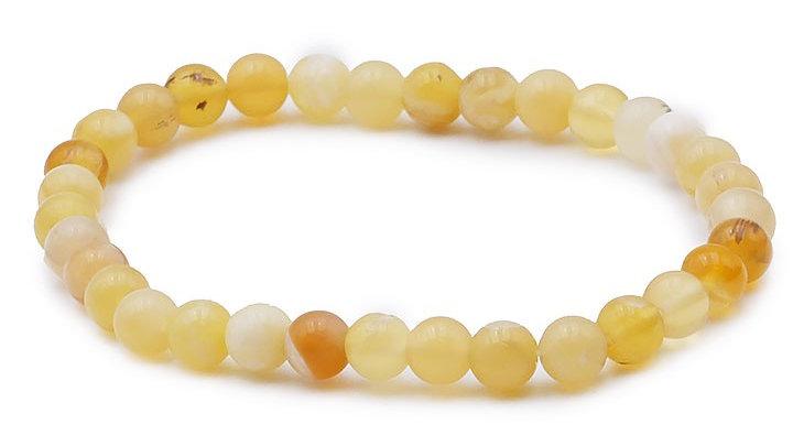 Opale jaune
