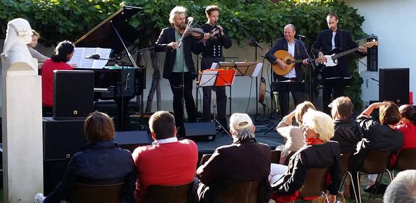 Haydn Geburtshaus - Konzert