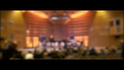 Mobile Ton und Videoaufnahme mit einem Streichquartett.