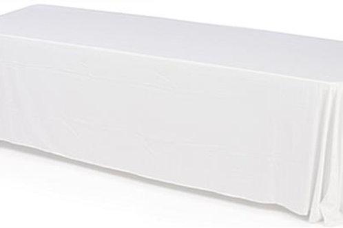 Mantel cajon blanco