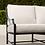 Thumbnail: Sofa 3 cuerpos lino fierro