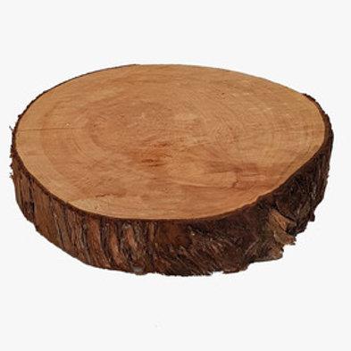 Rodela de madera